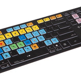 Cubase Shortcut Keyboard - Slimline Keyboard 1