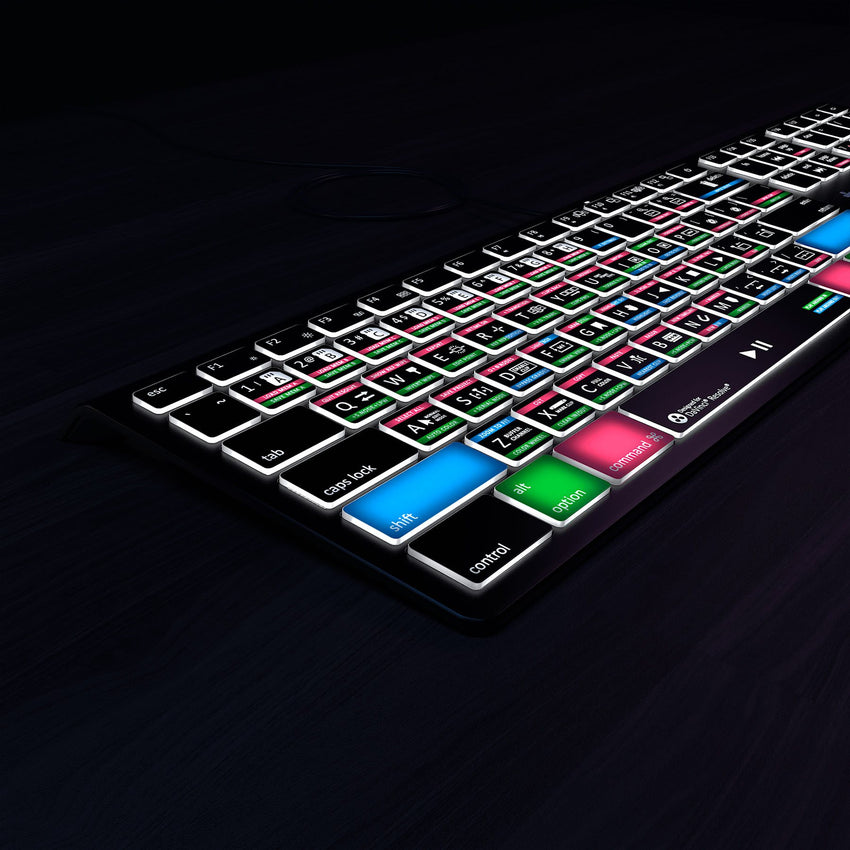 DaVinci Resolve Keyboard - DaVinci Resolve 16 Shortcuts for Mac