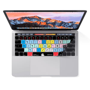 Adobe Illustrator Keyboard Covers for MacBook and iMac