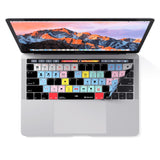 iMovie Keyboard Shortcuts Cover Skin for MacBook Pro