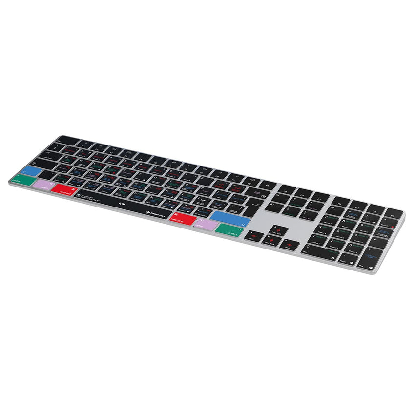 Genuine Apple Keyboard for Logic Pro X by Editors Keys UK Numeric Versions