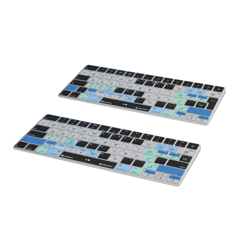 Genuine Apple Keyboards for Lumafusion