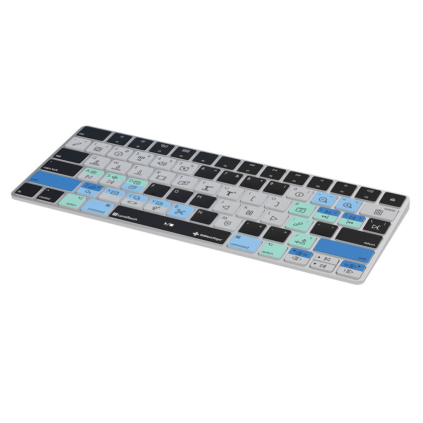 The US Lumafusion Keyboard