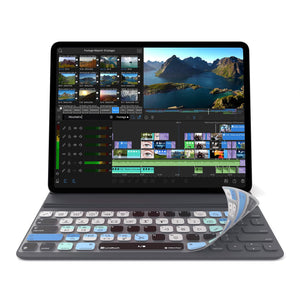LumaFusion Keyboard Cover for iPad Smart Cover
