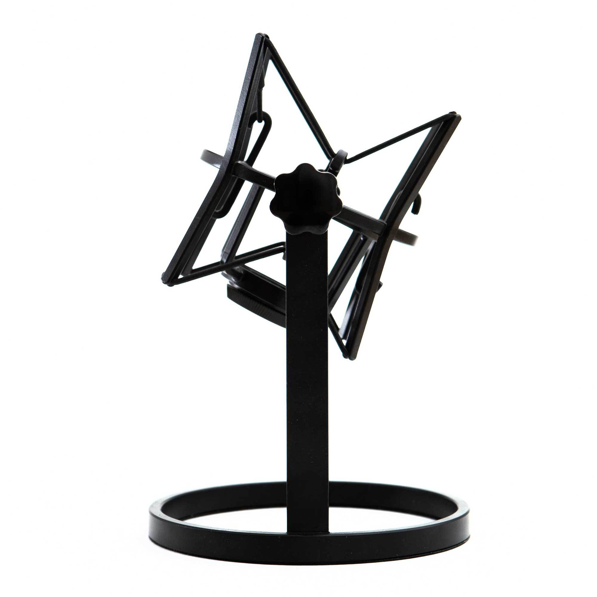 Desk Microphone Stand with Shock Mount