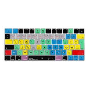 Genuine Apple Keyboard for Adobe Premiere Pro