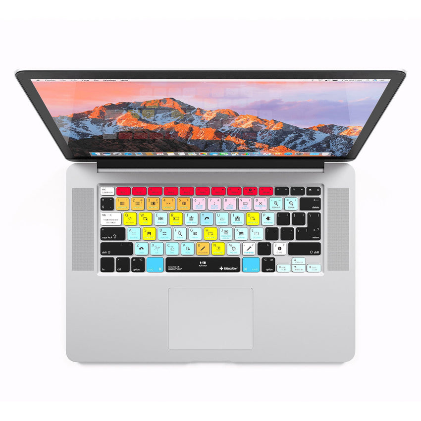 Ableton Live Keyboard Covers for MacBook and iMac