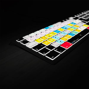 Adobe Photoshop Keyboard - Backlit - For Mac or PC