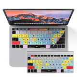Adobe Premiere Keyboard Covers for MacBook and iMac