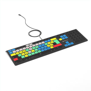 Adobe Premiere Pro CC Keyboard - Backlit - For Mac or PC