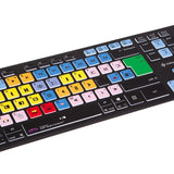 Avid Media Composer Keyboard - Slimline Wired/Wireless