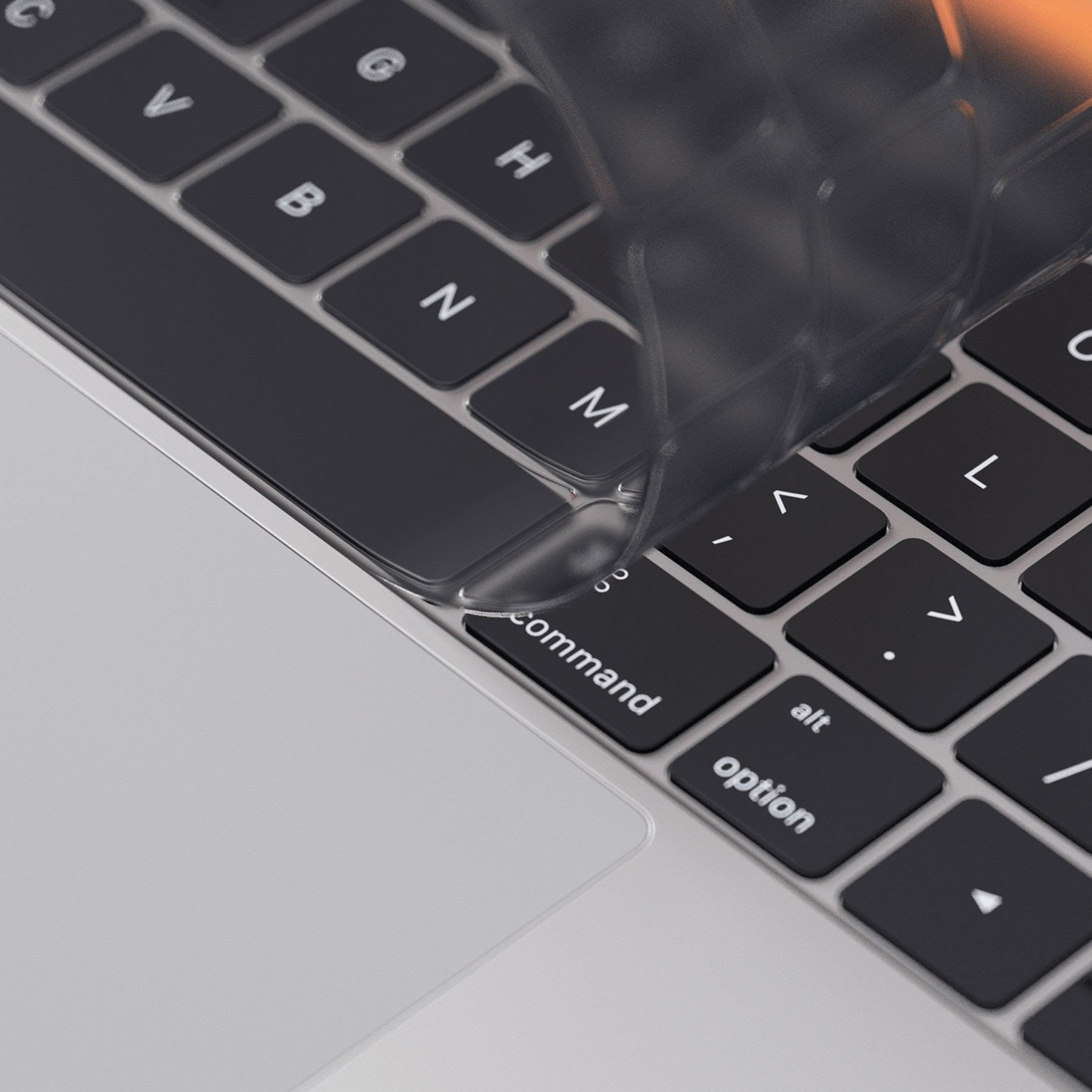 Clear Keyboard Covers For MacBook and iMac