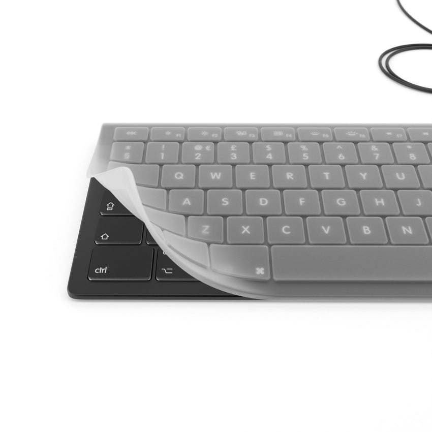 Clear Protection Cover for Backlit Keyboard