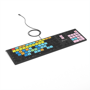 Keyboard designed for Steinberg's Cubase - Backlit - For Mac Or PC