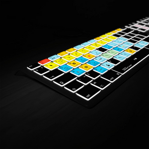 Cubase Keyboard - Backlit - For Mac Or PC