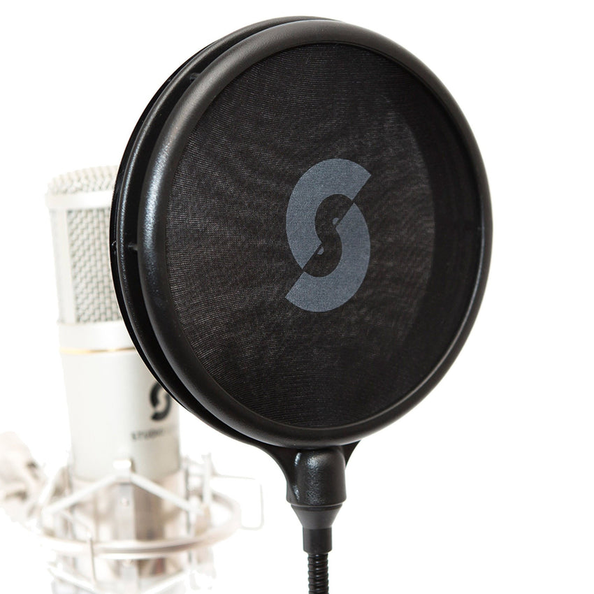 Dual Layer Pop Filter / Pop Shield