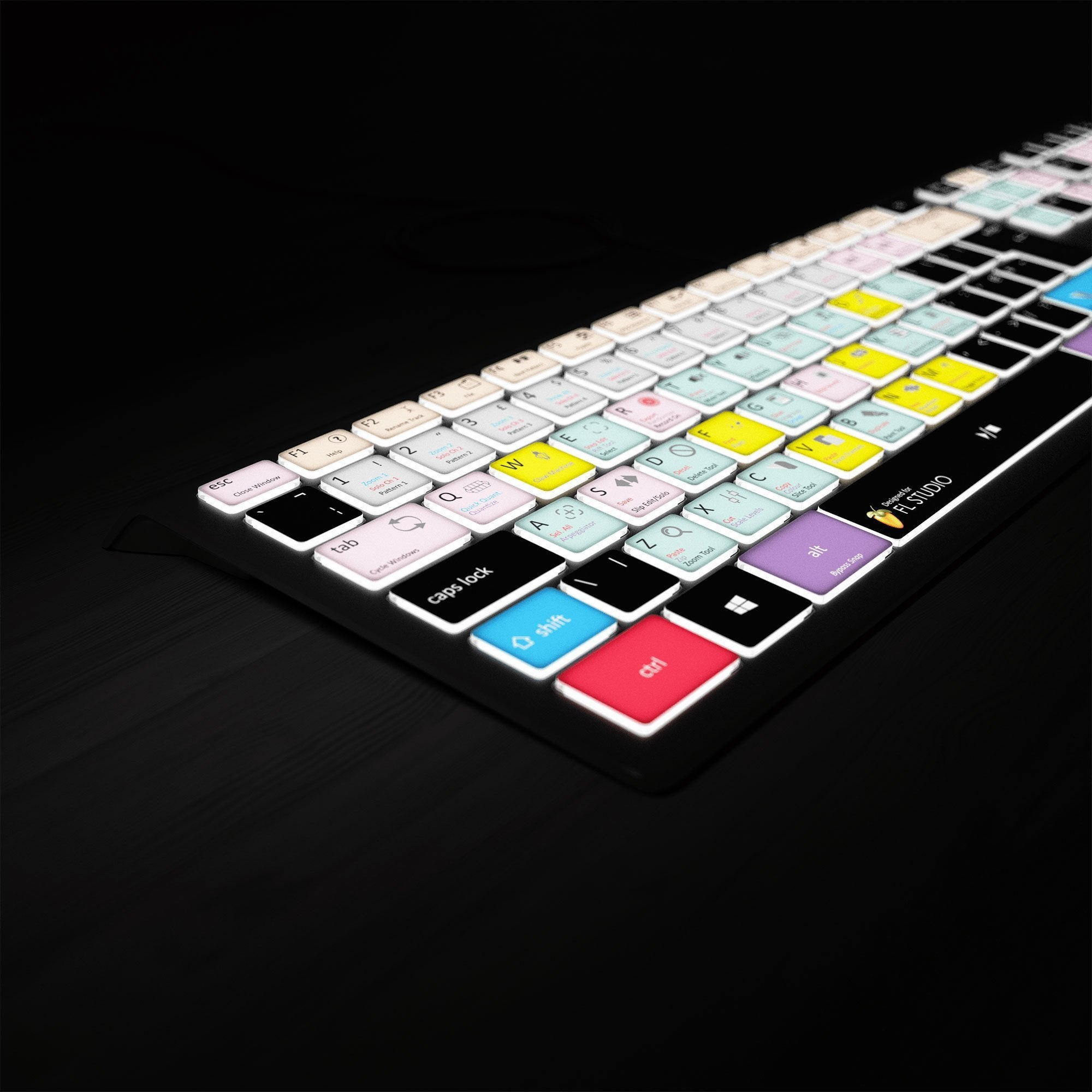 FL Studio Keyboard - Backlit - For PC