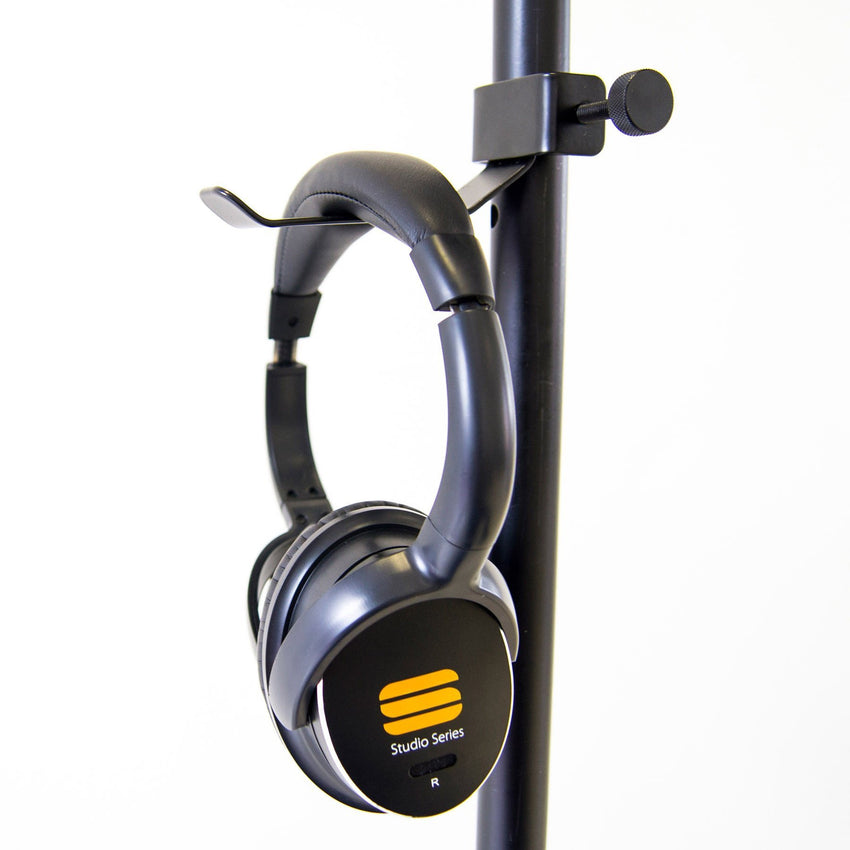 Headphone Hanger for Microphone Stand