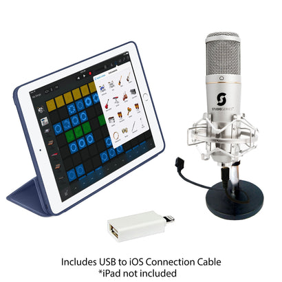 iPad Microphone Recording Kit