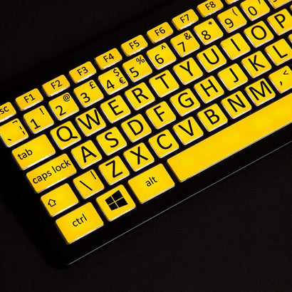Large Type Keyboard - Backlit PC