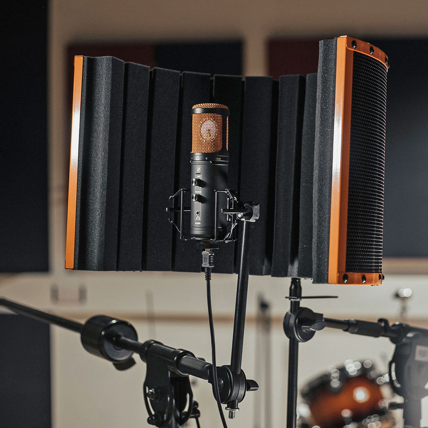 Portable Vocal Booth Home
