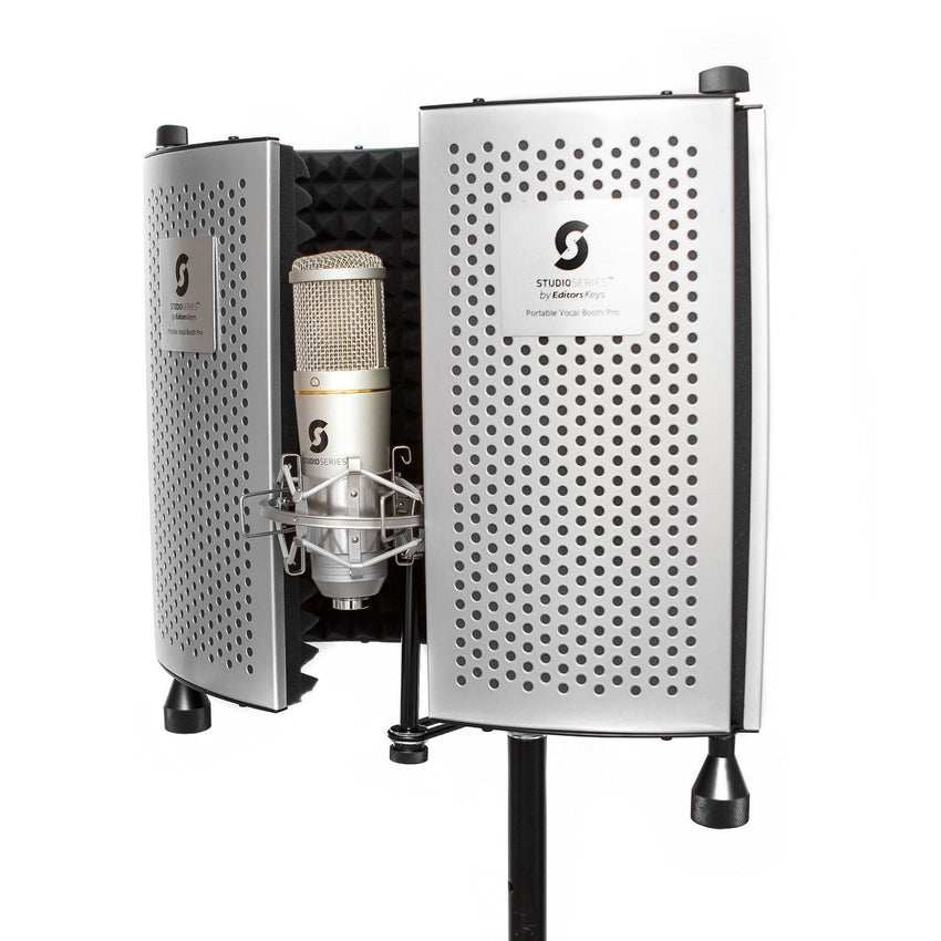 Refurbished Portable Vocal Booth Pro