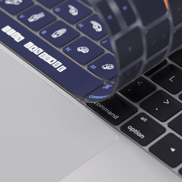 Ebay Mastercard Login >> ASL | Sign Language Keyboard Cover for MacBook Pro | Skin ...