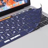 Sign Language Cool Cover for MacBook Pro