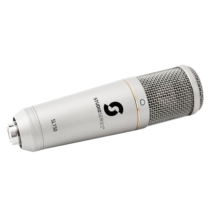 SL150 Condenser USB Microphone + Extras