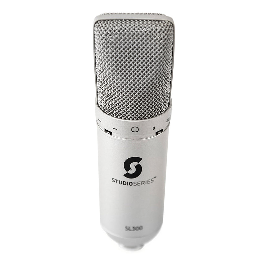 SL300 Condenser USB Microphone + Extras