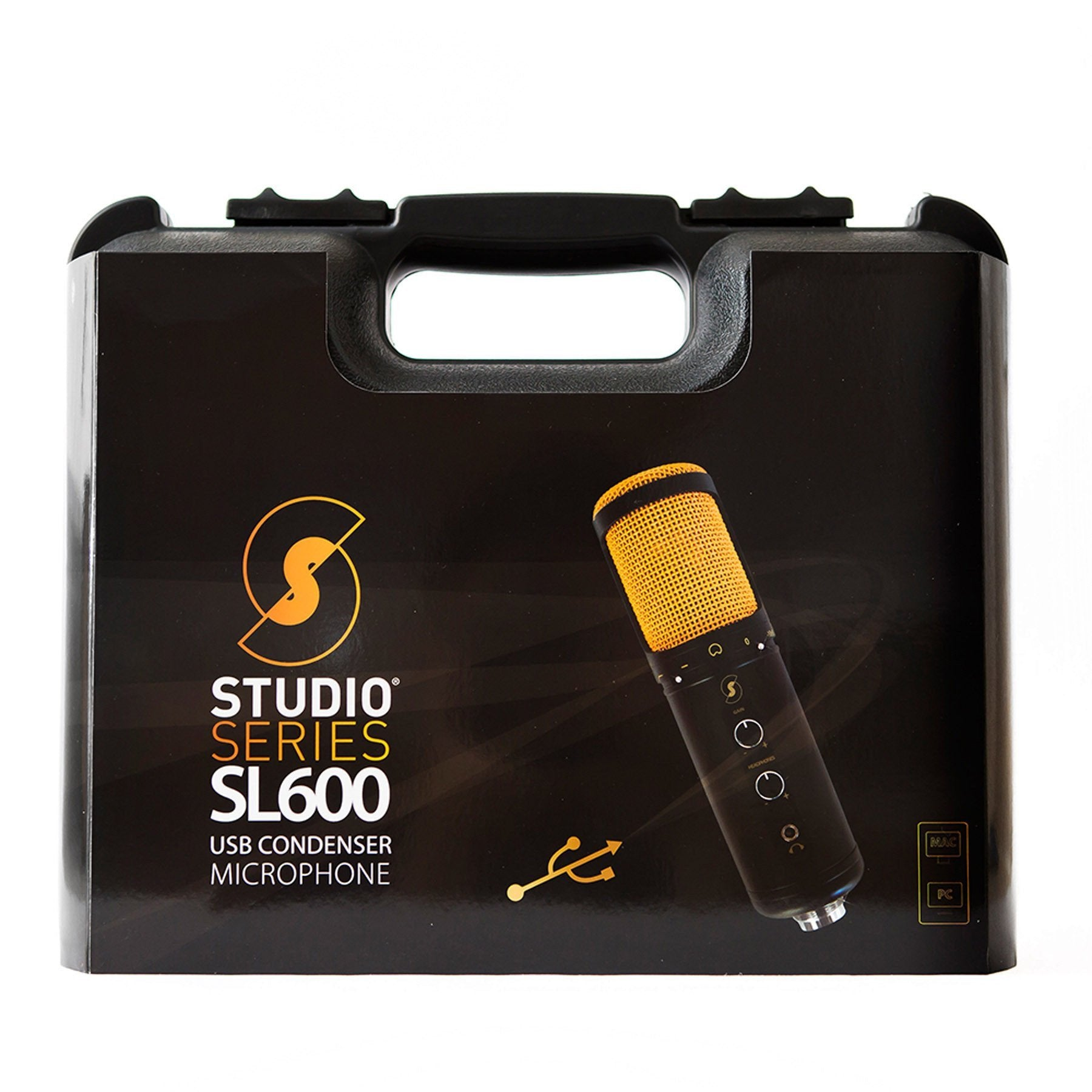 Refurbished SL600 Condenser USB Microphone