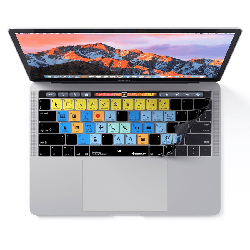 Steinberg Cubase Keyboard Covers for MacBook and iMac