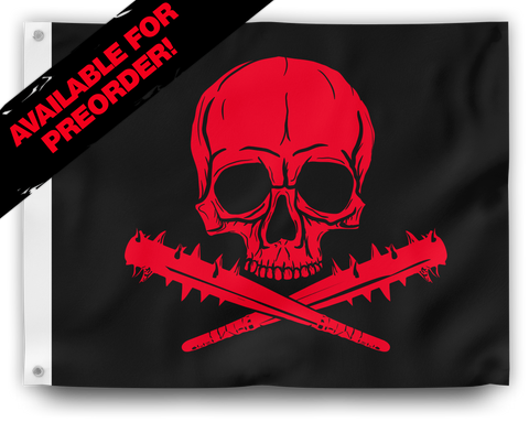 Stick Carriers Flag | Jolly Roger