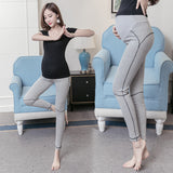 Maternity Elastic Waist Belly Legging