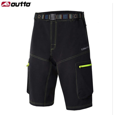 Men's Cycling Shorts Adjustable Waist