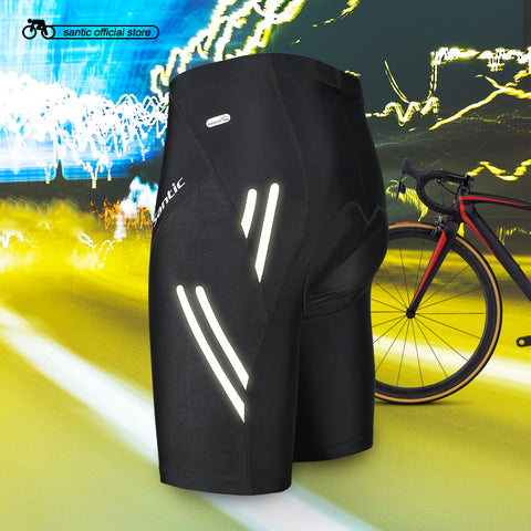 Men's Cycling Padded Shockproof Anti-pilling Shorts