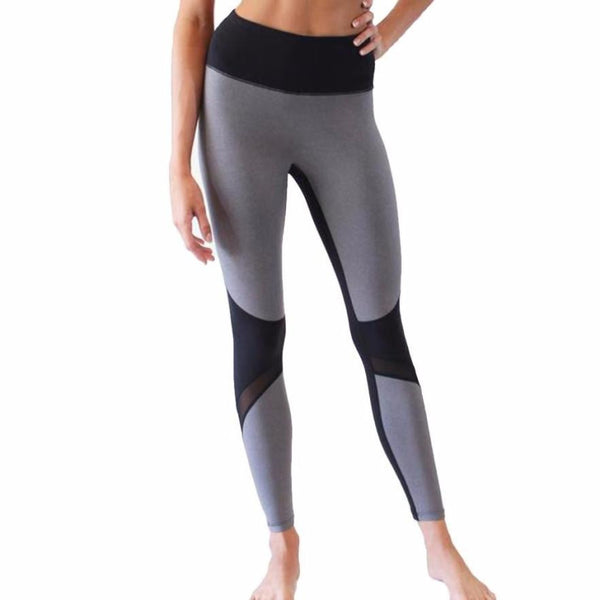 Women's Patchwork High Waist leggings
