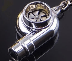Turbo Whistle Keychain