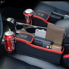 Car Seat Crevice Storage Box