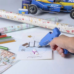 Car Dent Glue Gun with Complementary Glue Sticks