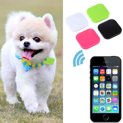 Mini Bluetooth GPS Tracker for Pets Wallet Keys