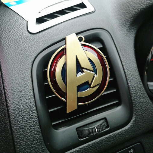Super Hero Air Freshener 2.0
