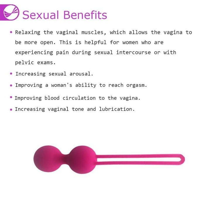 Silicone Vaginal Chinese Smart Kegel Balls Sex Toys