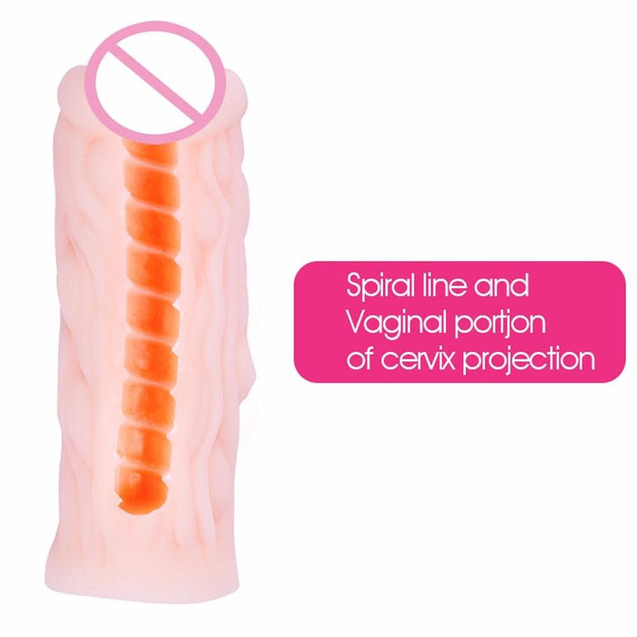 (Gifts)YEAIN Sex toys for men Pocket pussy real vagina