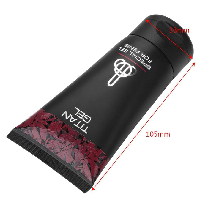 2Pcs/Lot VATINE 50mL Penis Gel Sex Lubricants Oil Erection Cream Time Delay Adult Products