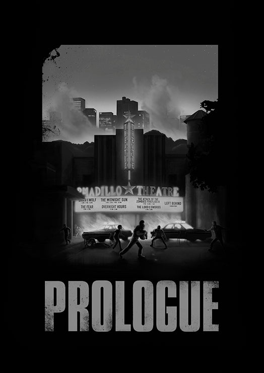 "[ESPECIAL: The Last of Us] Poster ""TLOU: Prologue"" (Digital) - 70% OFF"