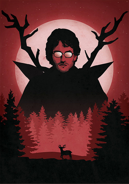 Will Graham Poster Digital