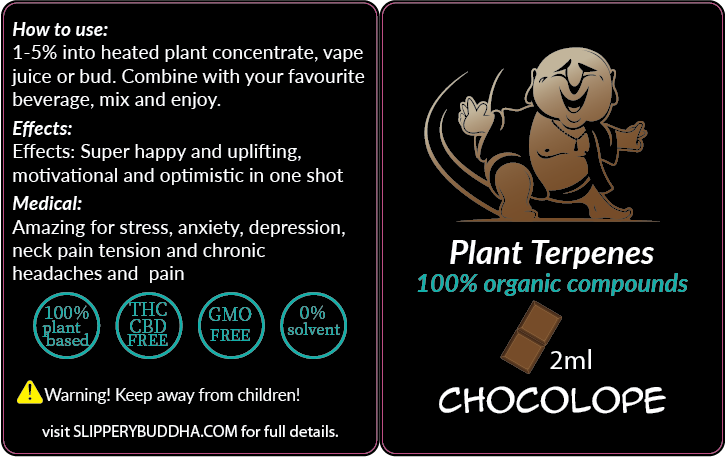 Chocolope Terpene Profile- This Is Our Holiday Favourite!