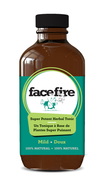 Face Fire MILD 8oz - (Terpenes)