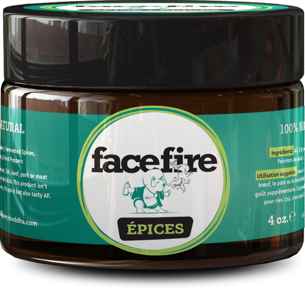 Face Fire Spice 4oz